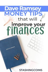 Dave Ramsey money guidelines that will improve your finances