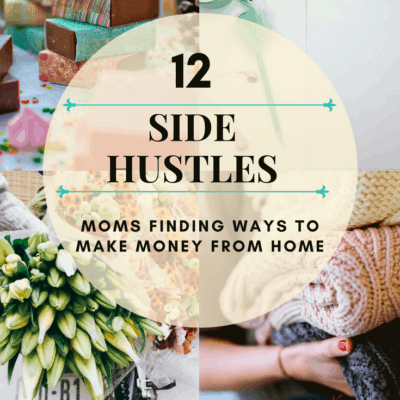 Side hustle ideas to supplement on your income.