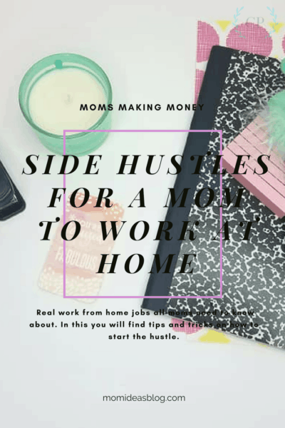 Side hustle job ideas to supplement your income