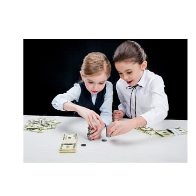 Money lessons for the children