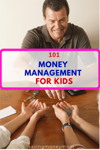 Money management tips for kids