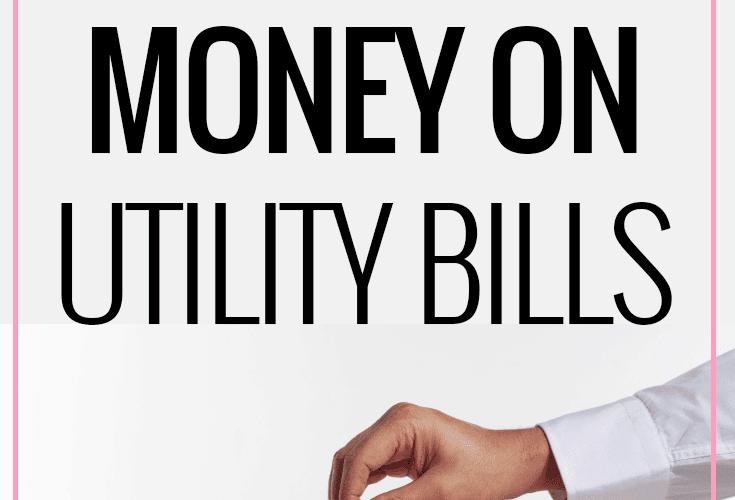 Decrease utility expenses