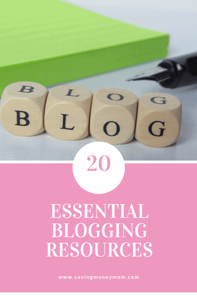 essential Blogging resources_pinterest