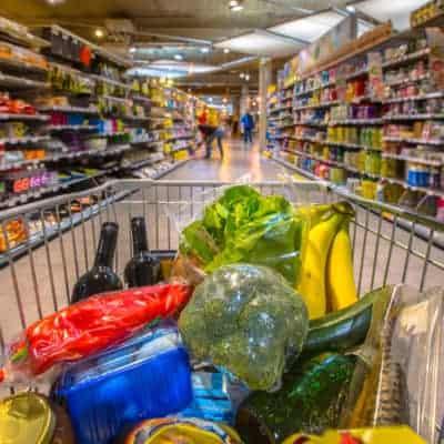 Buy generic milk, juice to save more money