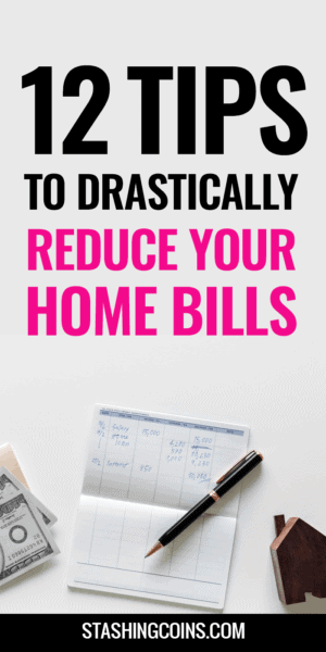Cut your household bills