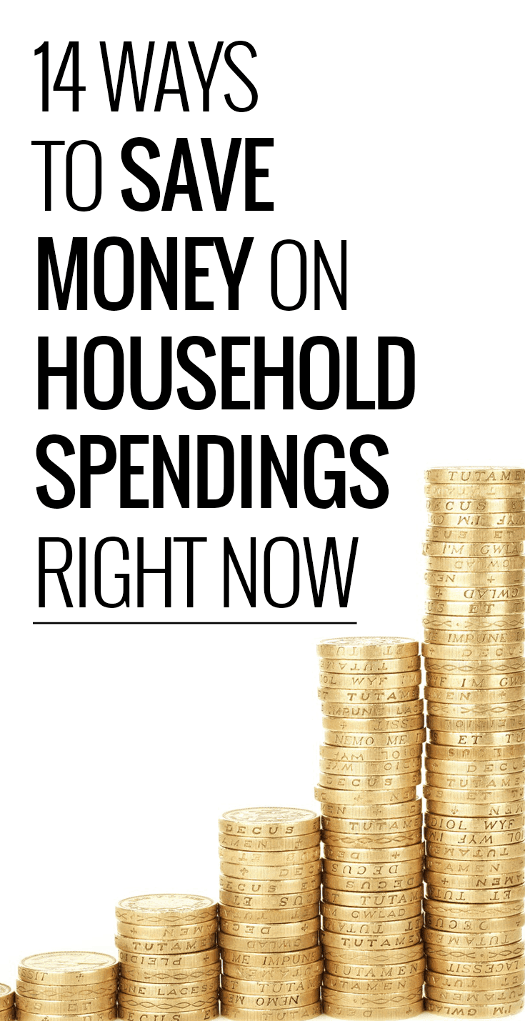 Decrease utility expenses to increase  the size of your savings account.