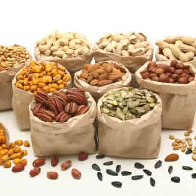 Stock up dry foods to save money