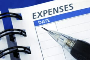 Tracking expenses will save you money.
