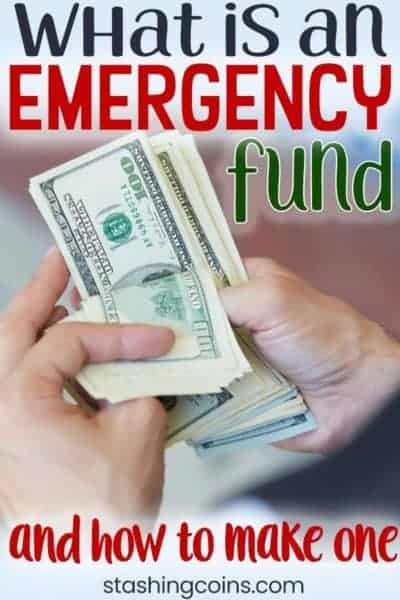 How an emergency funds helps you avoid raking up more debt.