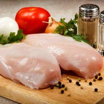 Easy chicken caprese dinner ingredients