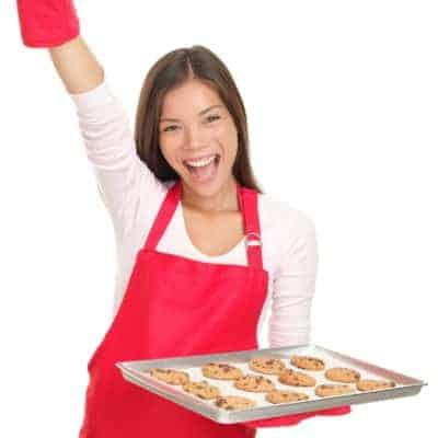 Make money baking cookies at home.