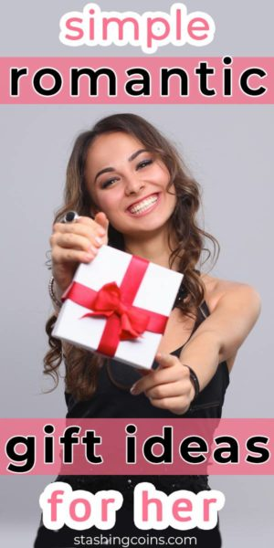 Inexpensive romantic gift ideas for couples.