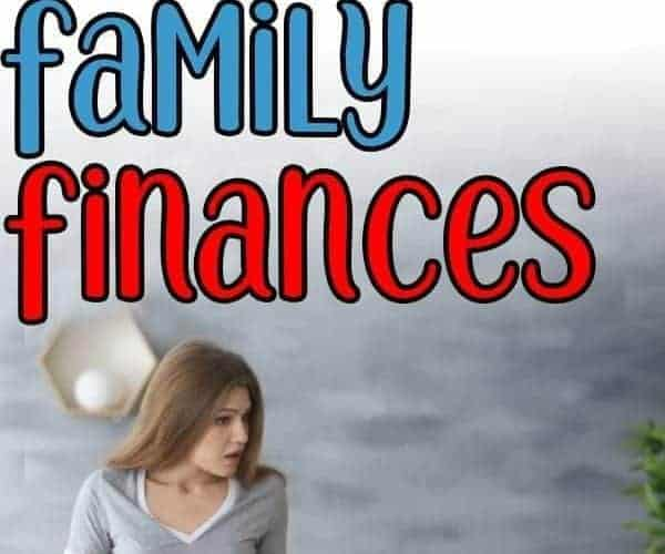 Dealing with overspending spouse