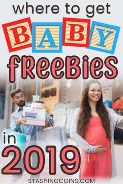 Free Newborn baby stuff without participation