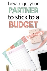 How to budget with your husband