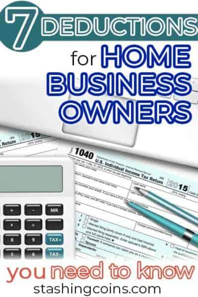 deductions for home business owners