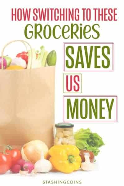 groceries that save us money
