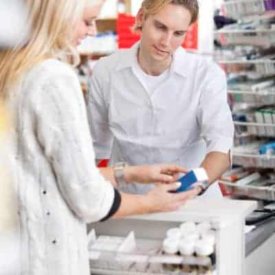 Generic over the counter medication saves money