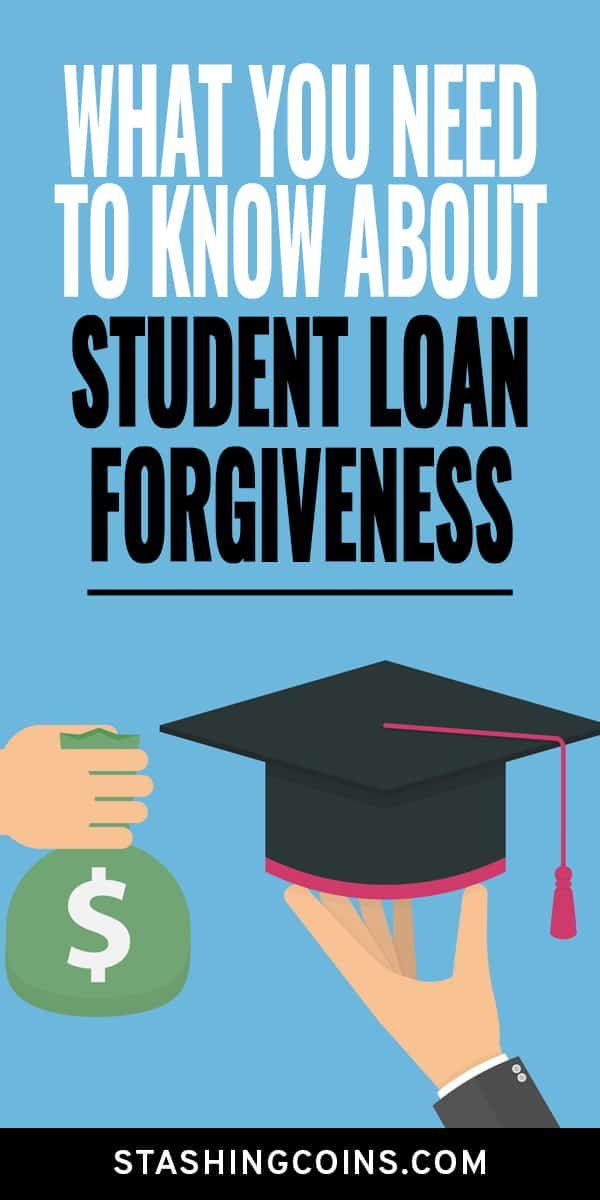 What you need to know about student loan forgiveness