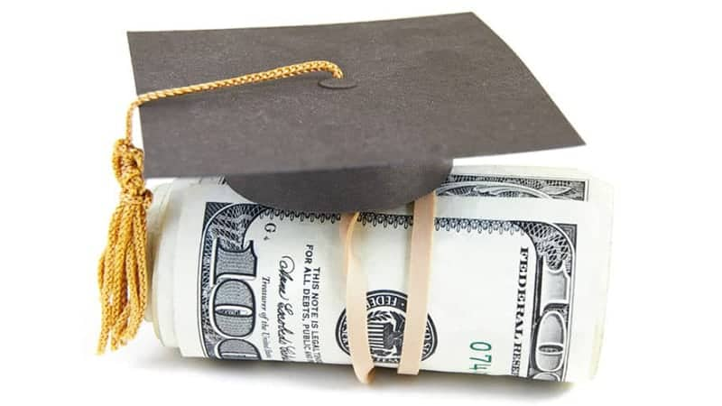 Pay off student debt before saving for a house