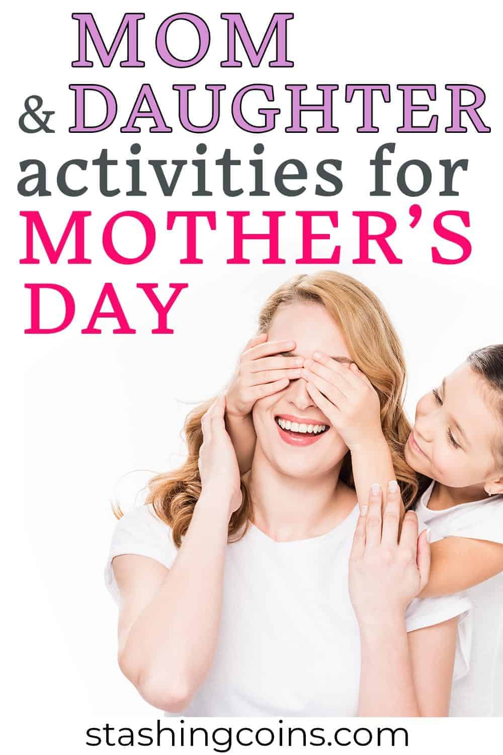 Low budget ways to celebrate Mother's day 2019