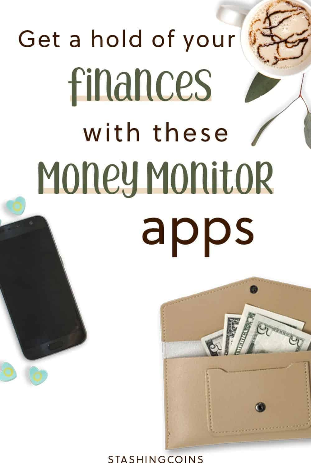 Money monitor apps to help you track your finances