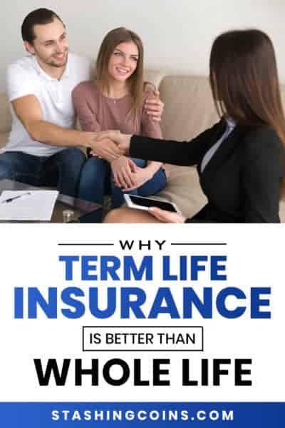 Why Term life insurance saves you money in the long run
