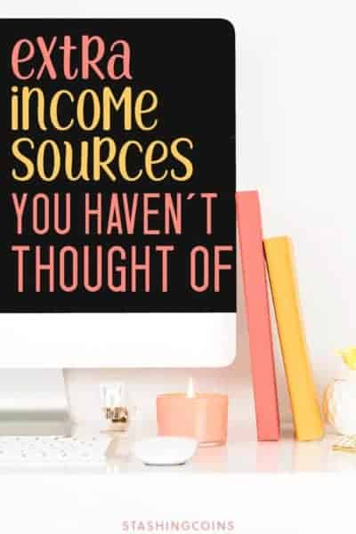 Extra income sources
