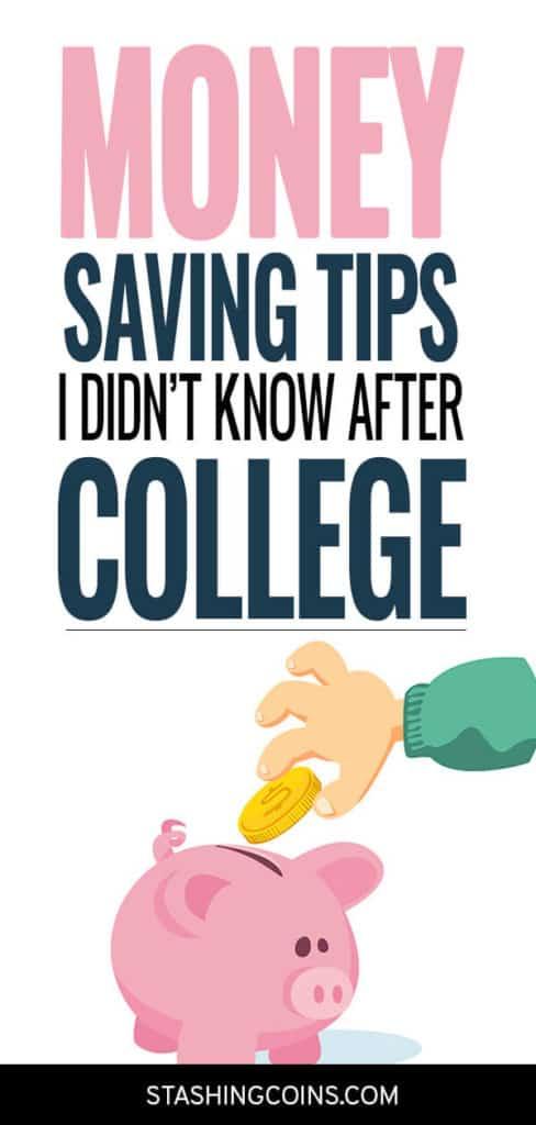 life after university: money hacks i wish i knew