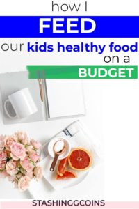 How to feed your children healthy food on a budget
