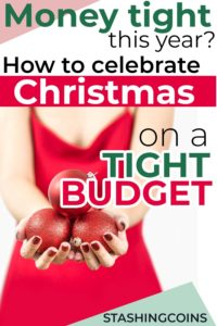 Celebrate Christmas on a tight budget