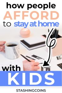 How to become a stay at home parent