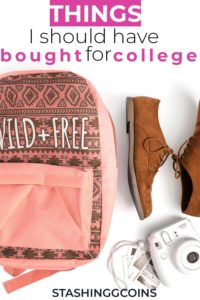 Thing you need for college