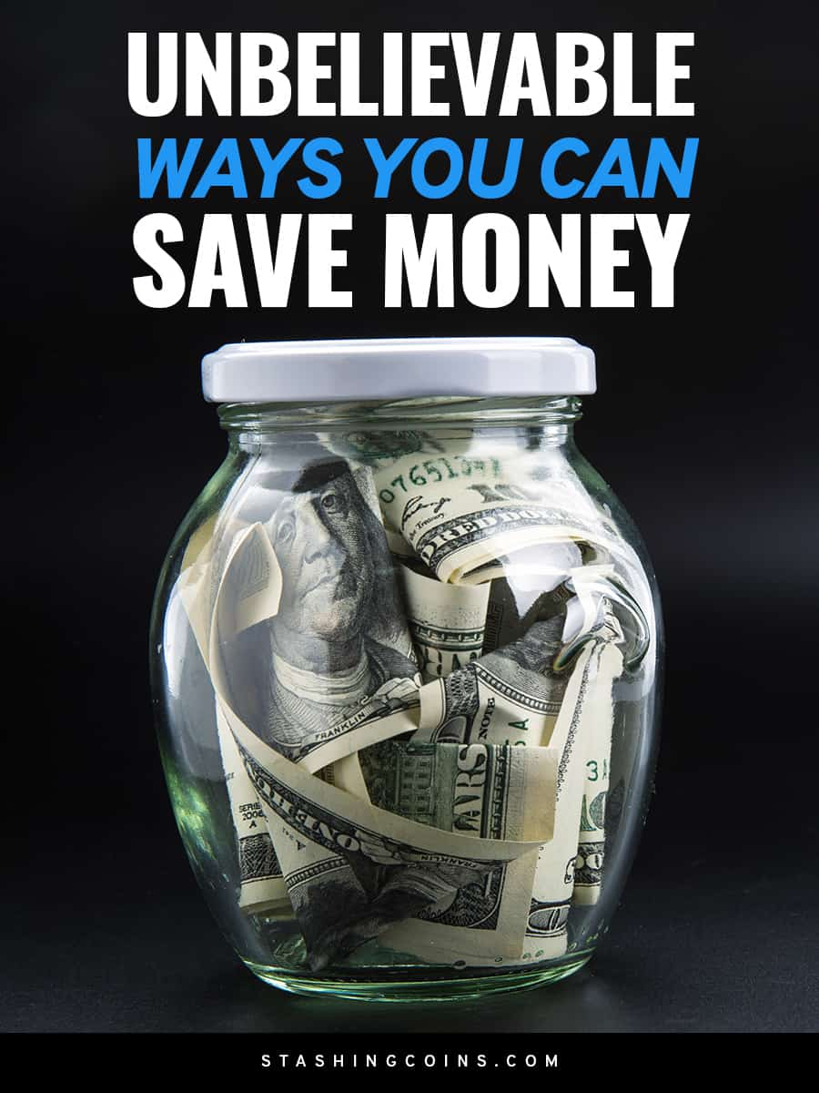 Unbelievable ways you can save money