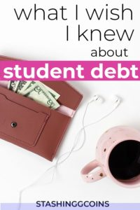 How high student debt affect your life