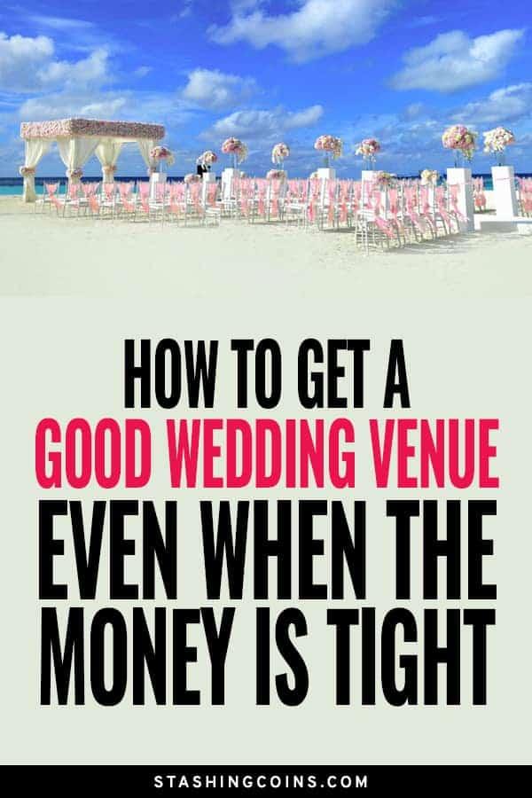 Low budget wedding venue ideas