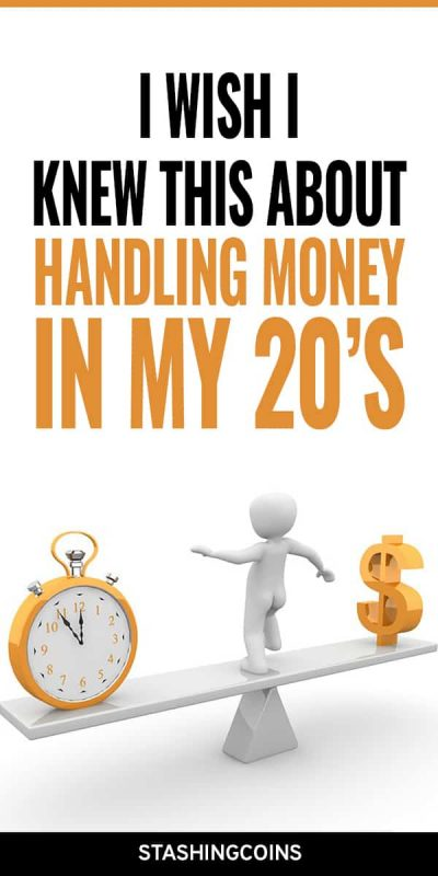 Avoid living paycheck to paycheck in your 20's