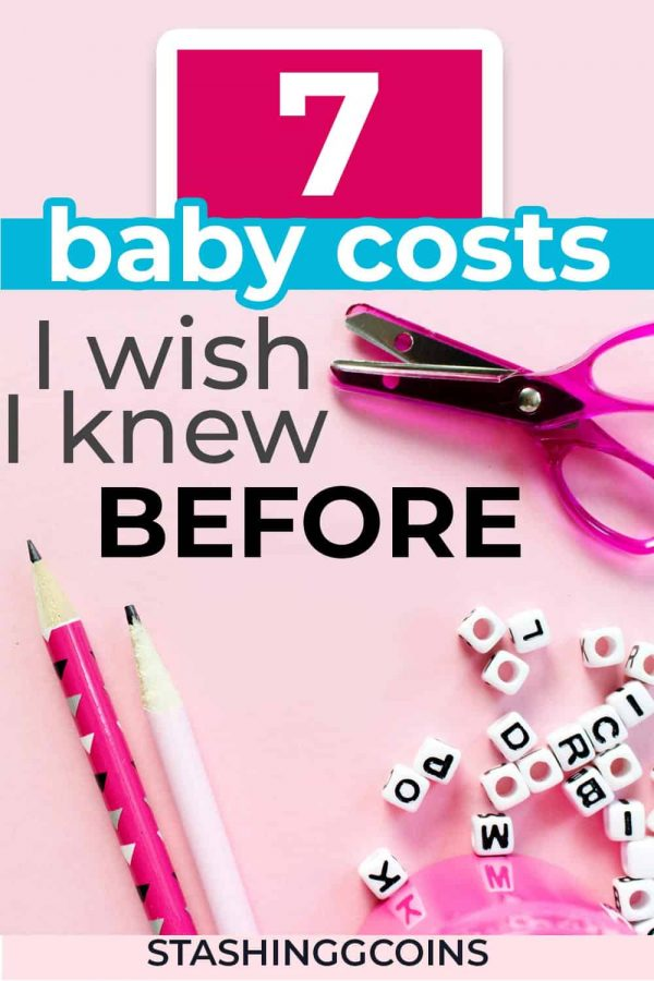 Starting a family, costs you should know