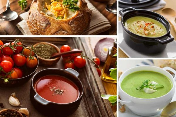 Bargain soup meal ideas for winter nights