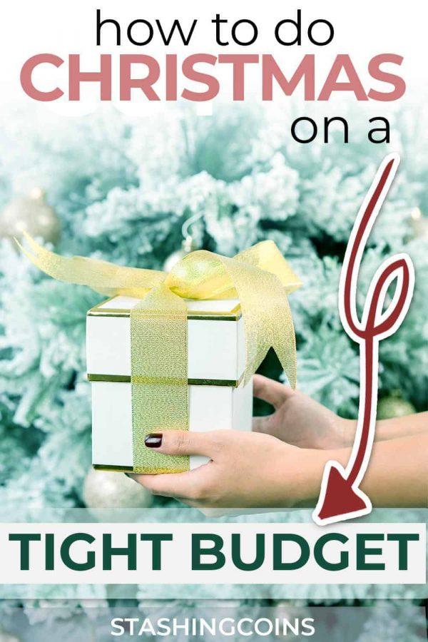 Christmas under budget