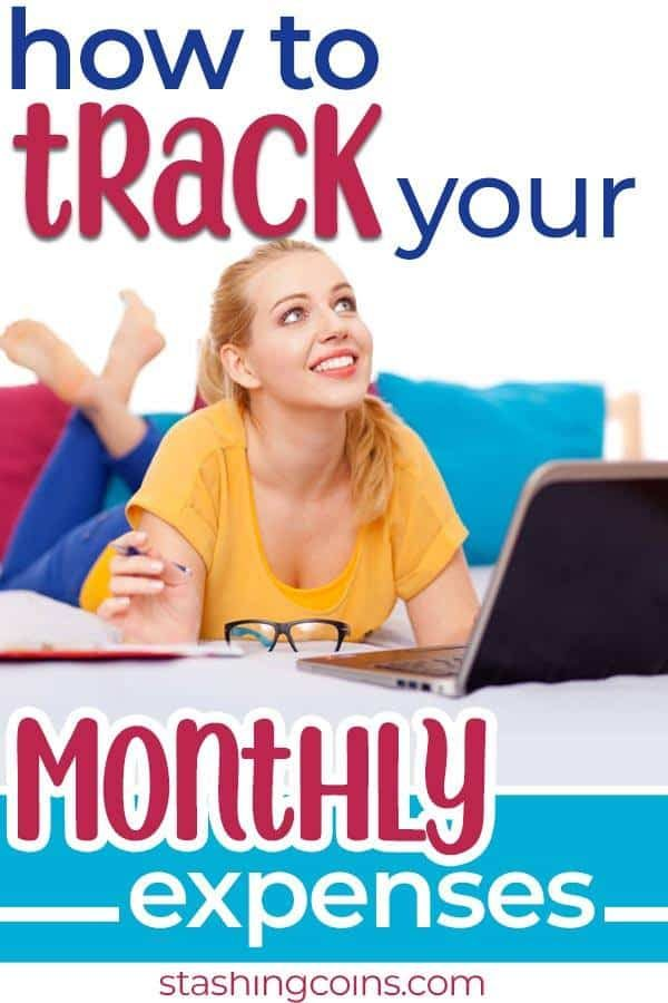 How to track your monthly expenses