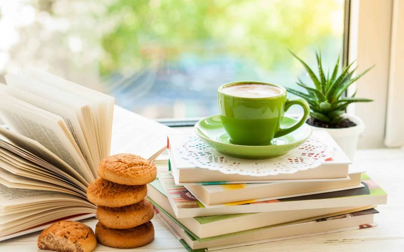 Reading will improve your mental health tremendously