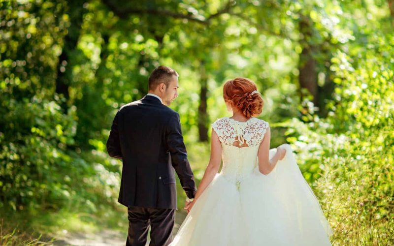Wedding on a small budget, here is how to
