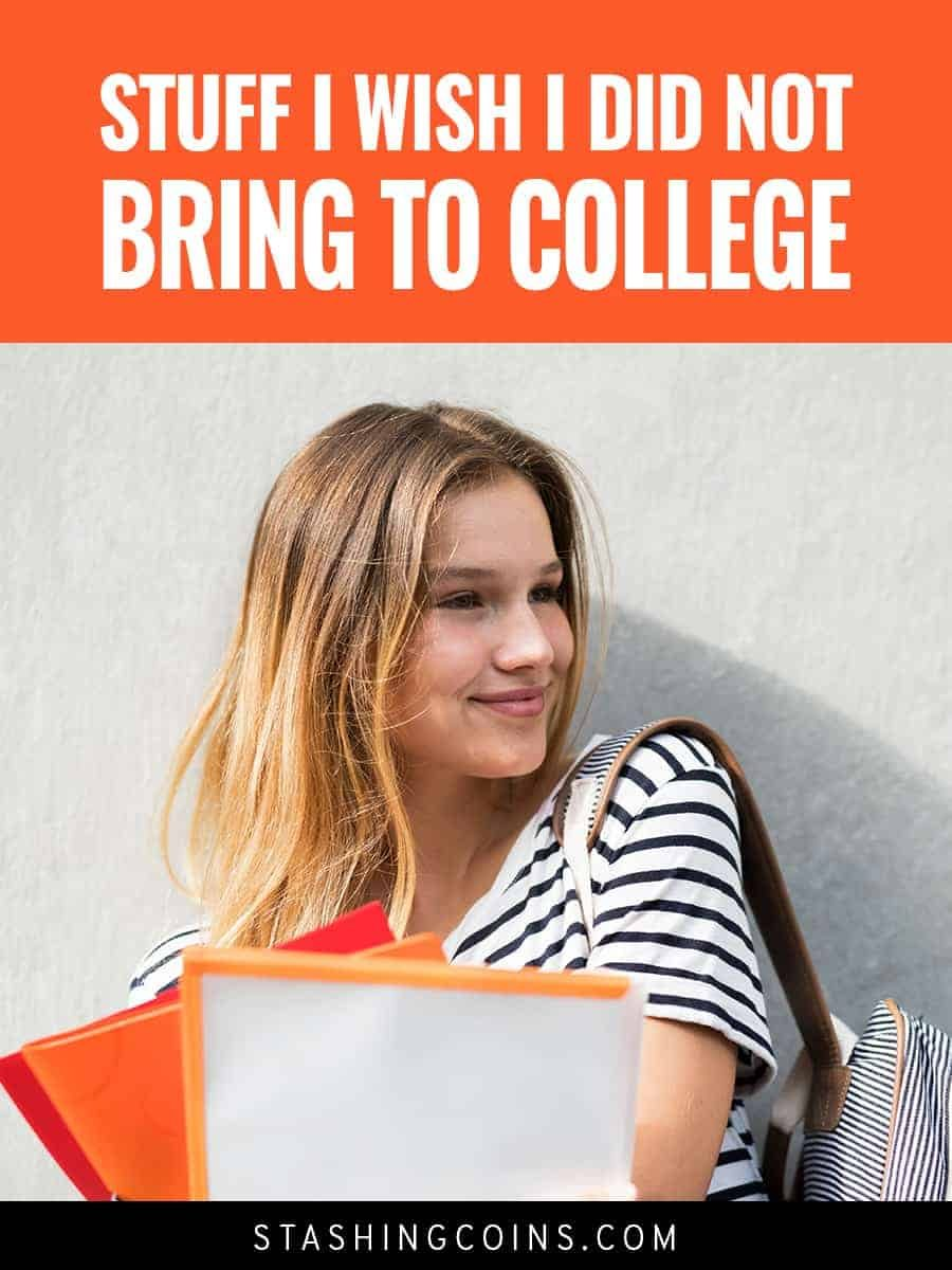 What to bring to college campus