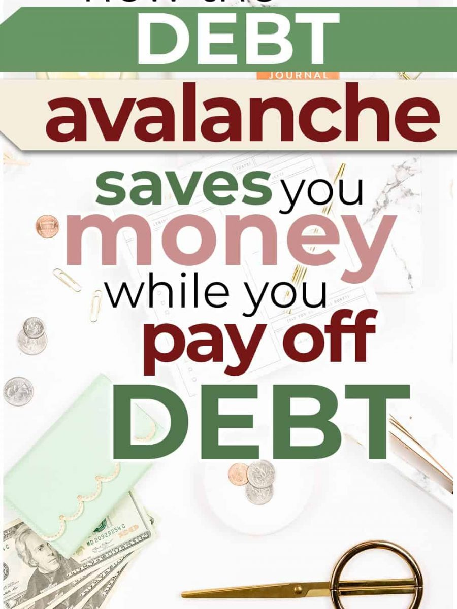 Debt avalanche as a debt repayment strategy
